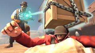 Ломаем Team Fortress 2 При Помощи Физгана из Garry