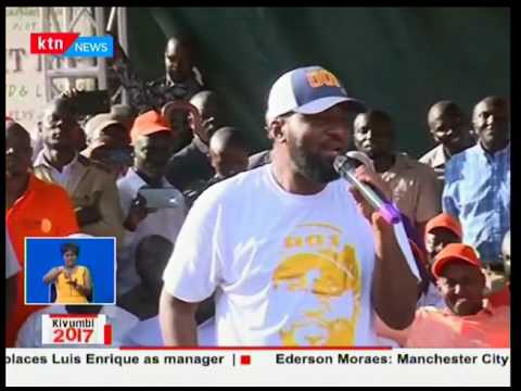 Mombasa Governor Hassan Joho has reiterated that ODM will not support independent candidates