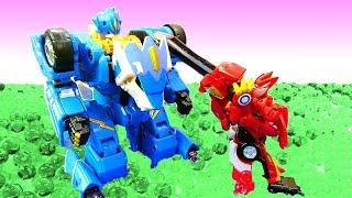Трансформеры Монкарт. Видео для детей с игрушками и трансформерами. Васпер (Монкарт) украл меч Драка