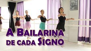A Bailarina de cada Signo