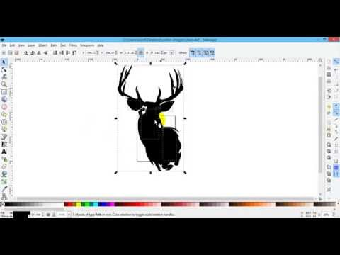 INKSCAPE TRAINING VIDEO 3