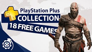 PlayStation Plus (PS+) November 2020 (PS+ Collection)