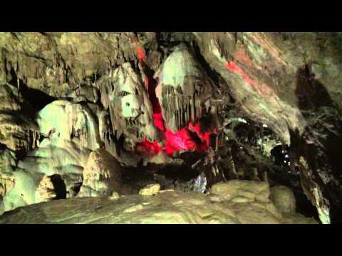 Абхазия. Новоафонские пещеры.mpg