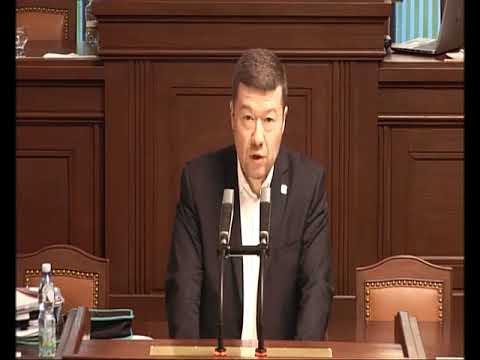 Tomio Okamura Hnutí SPD prosazuje změny stavebního zákona