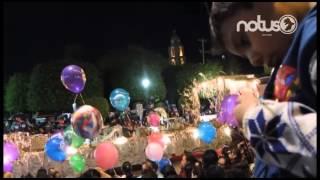 preview picture of video 'cabalgata de reyes Irapuato'