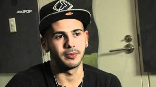 Danny Fernandes Talks About His Dedicated Fans