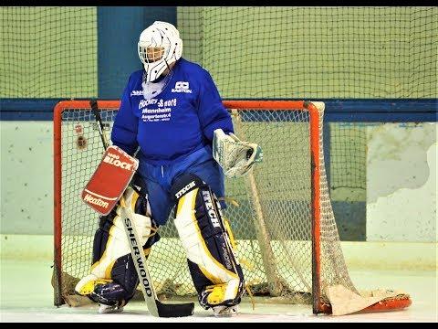 Kleidung als Eishockey-Torwart - Erklärungen - 19 Minuten