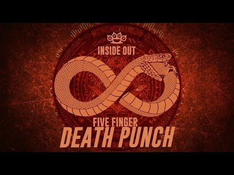 METALHEAD REACTS TO FIVE FINGER DEATH PUNCH - INSIDE OUT