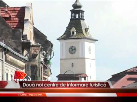 Două noi centre de informare turistică