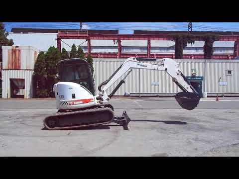 Make: Bobcat Model: 435HAG SN: 563212092 Hours: 3555 Diesel