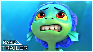 LUCA Official Trailer #2 (2021) Disney, Animation Movie HD