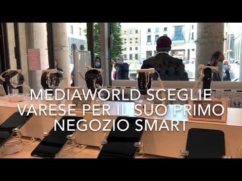 Il nuovo Mediaworld Smart a Varese
