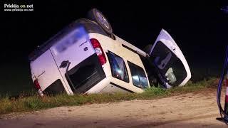 Prometna nesreča v Sitarovcih