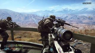 Battlefield 4 - How to Unlock the GOL Magnum - Eagles Nest