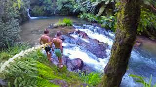 KIWI LAND TRAINING - DAY OFF RIDING