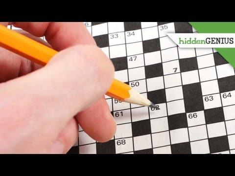 Arthur Wynne and the Crossword - Hidden Genius