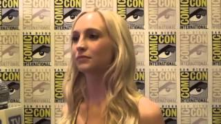 Candice Accola Previews The Vampire Diaries Season 7