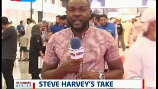 Steve Harvey's Take during the Sharjah's International Book Fair 2019 | Bottomline Africa