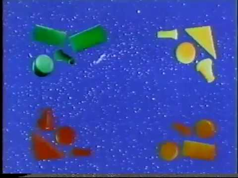 Classic Sesame Street - Blocks Into A Rocket