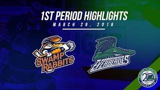 'Blades Blank the Swamp Rabbits, 3-0