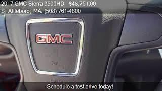 2017 GMC Sierra 3500HD  for sale in S. Attleboro, MA 02703 a