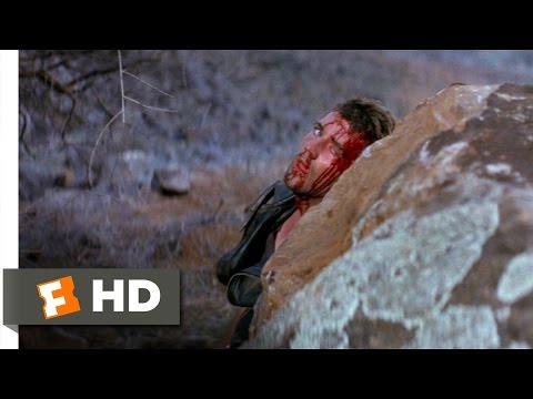 Mad Max 2: The Road Warrior - The Crash of the Interceptor Scene (5/8) | Movieclips