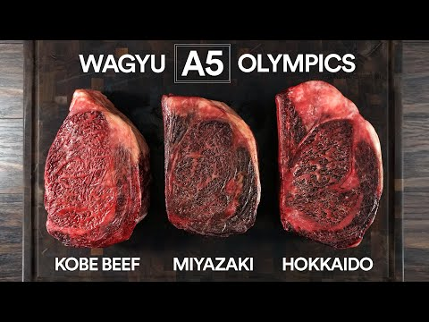 Bro Claims These Are The Best Dry Aged Steaks In The World