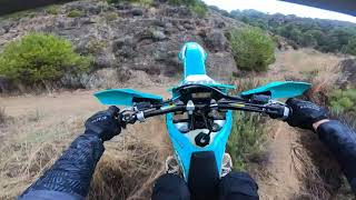 Onboard Footage - Hard Enduro Training November 2020