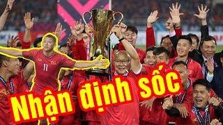 FIFA nhận định SỐC về bóng đá Việt Nam sau vô địch AFF Cup 2018
