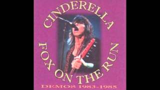 Cinderella - In From The Outside (Demo 1983-85)