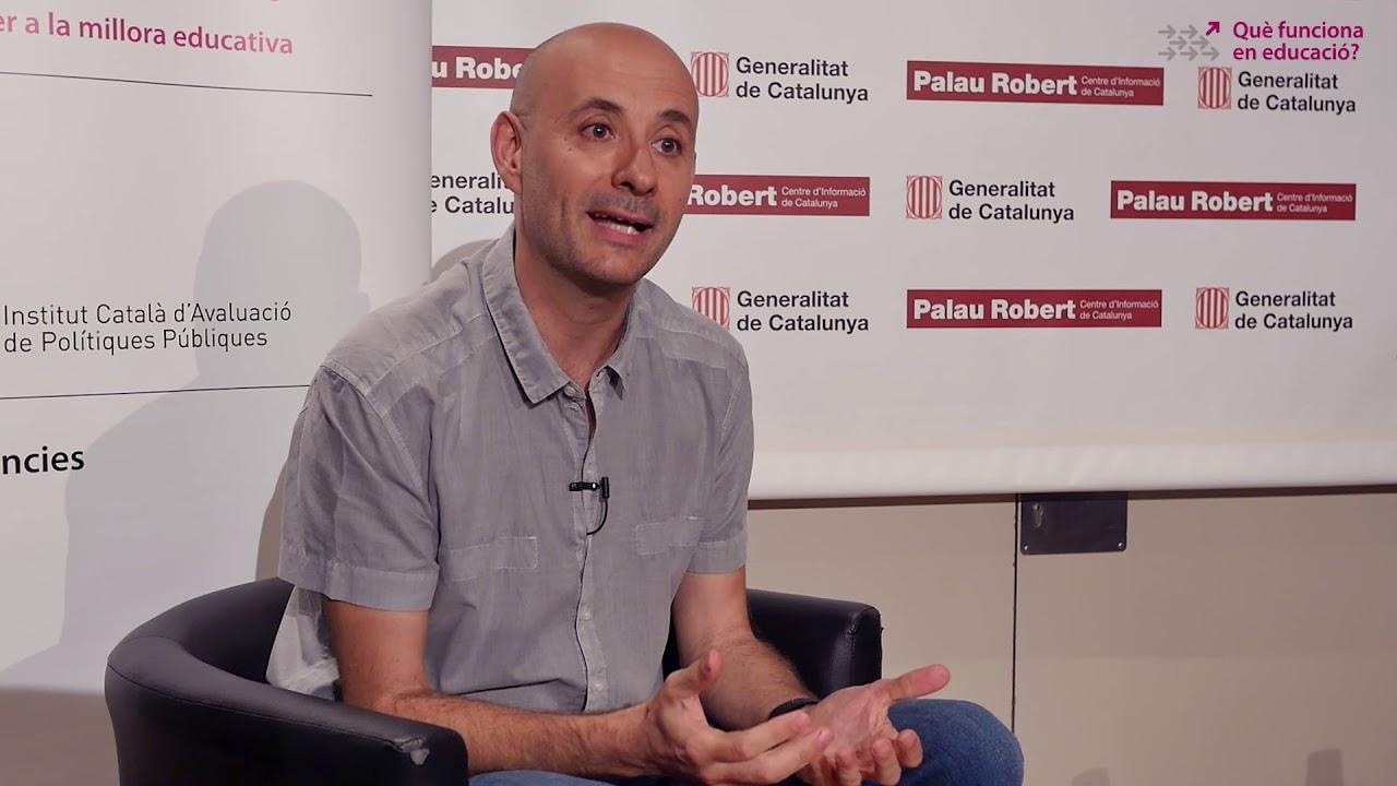 Jaume Blasco. Acompanyament familiar a l'escolaritat: què funciona