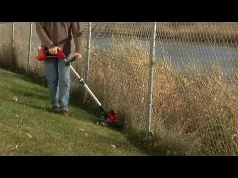Toro 24V MAX Cordless String Trimmer Overview