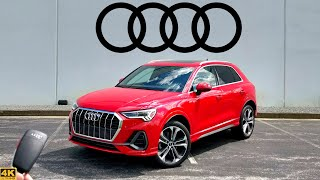 2020 Audi Q3 // Who You Calling Entry Level??
