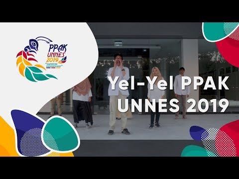 Yel-Yel PPAK UNNES 2019