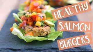 <span class='sharedVideoEp'>001</span> 超讚鮭魚漢堡佐鳳梨莎莎醬 BEST SALMON BURGER Recipe with Pineapple Salsa