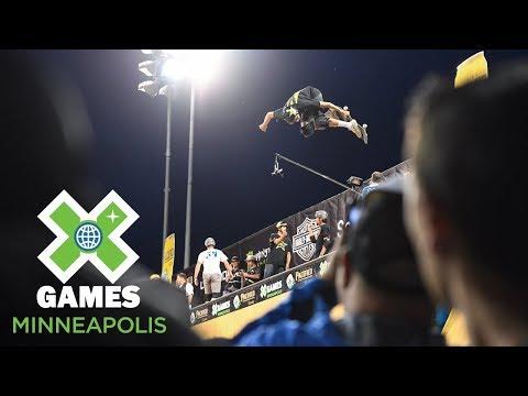 Jimmy Wilkins wins Skateboard Vert gold | X Games Minneapolis 2018
