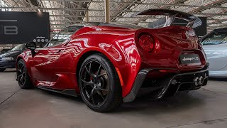 Alfa Romeo 4c Quadrifoglio - The 4C Alfa Should Have Built!!