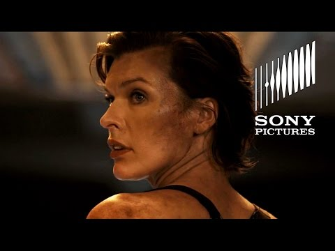 Resident Evil: The Final Chapter (TV Spot 'Buried')