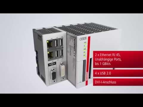 Embedded-PC CX2000 | Multicore auf der Hutschiene