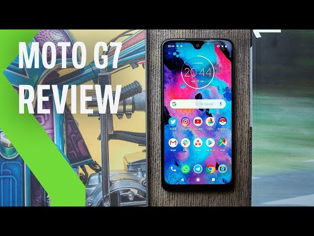 Motorola Moto G7, review: Los MOTO G siguen luchando en la GAMA MEDIA