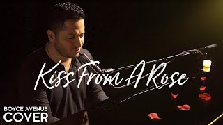 Kiss From A Rose   Seal (Boyce Avenue Piano Acoustic Cover) On Spotify & Apple