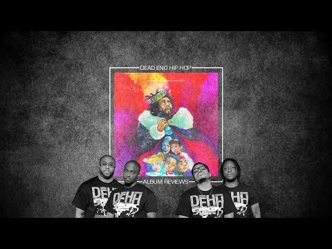 J. Cole – KOD Album Review | DEHH