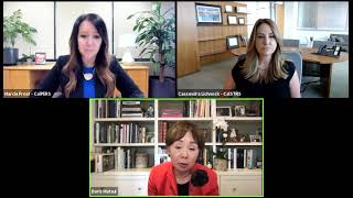 CalPERS Pathways For Women Event | Keynote Discussion with Congresswoman Doris Matsui