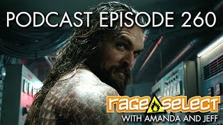 The Rage Select Podcast: Episode 260 with Amanda and Jeff!