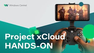 Xbox Project xCloud Hands-On: Magic Meets Game Streaming