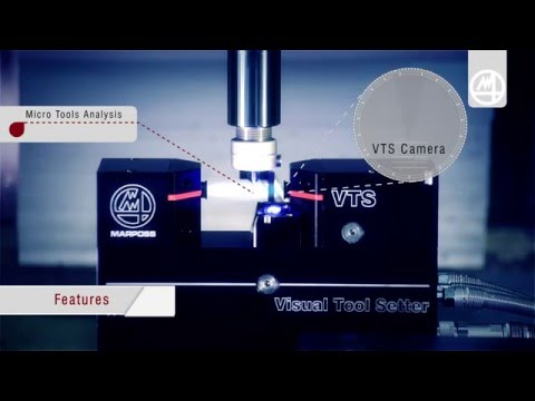 VTS - Marposs Ultra Precision Visual Tool Setter