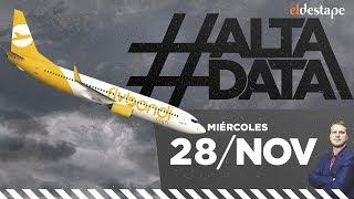 Flybondi En Caída Libre   #AltaData, Todo Lo Que Pasa En Un Toque