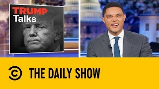 What The Hell Does Donald Trump Do All Day? | The Daily Show with Trevor Noah