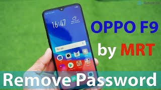 Oppo F9 Pro CPH1823 Password, Pin & FRP Google Account Lock