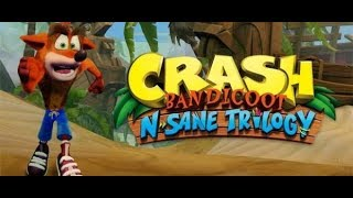 Revisting Stormy Ascent From Crash Bandicoot N. Sane Trilogy